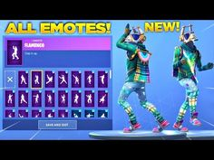 New Dj Yonder Skin With All 103 Dances Emotes Dj Llama