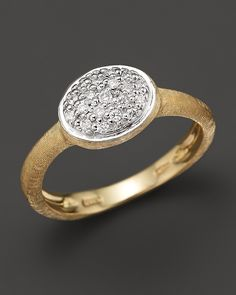 Marco Bicego Siviglia Small Diamond Ring on shopstyle.com