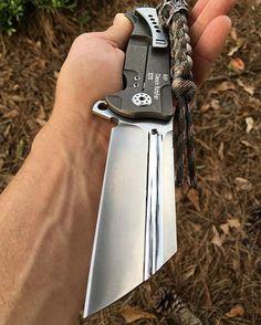 "New Classic Butcher has a slightly longer blade - 3.9"""