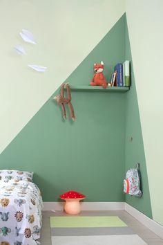 Inspiratie door duurzame kleuren, inlusief alle materialen om de ...