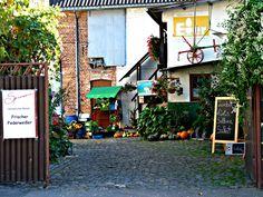 Hofladen im  Dorf