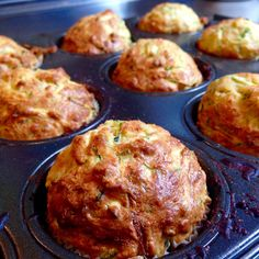 Vegetarian Recipes, Cooking Recipes, Savory Muffins, Antipasto, English Food, Brunch Recipes, Finger Foods, I Foods, Italian Recipes