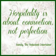 The word hospitality can be an intimidating word to some people. They would never think of opening their home to others for a m. Wise Old Sayings, Old Quotes, Best Quotes, Inspiring Quotes, Best Bible Verses, Scripture Verses, Restaurant Quotes, Restaurant Restaurant, Neighbor Quotes