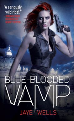 Read Chapter 1 of BLUE-BLOODED VAMP--Out Now!