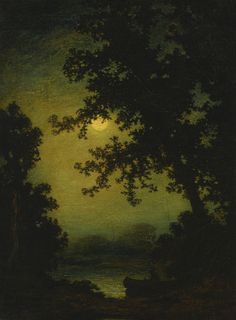 laclefdescoeurs:  Stilly Night, Ralph Albert Blakelock