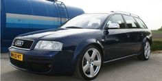 Audi RS6 (2003) - Athlon   Tour of the Century