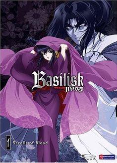 Basilisk good anime serie