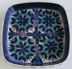 Royal Copenhagen Fajance Dish by Marianne Johnson. $45.00, via Etsy.
