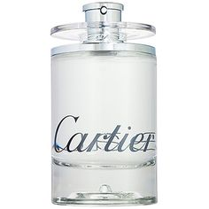 Cartier Eau de Cartier: Perfume for Women. When I get tired of my Miss Dior, I love Cartier basier vole