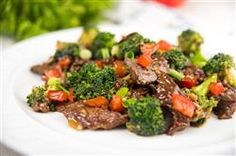 Crock-Pot® Slow Cooker Beef & Broccoli