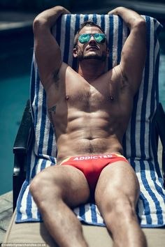 MAN CANDY: Austin Armacost Flaunts Bulge & Booty in Run-up to CBB [NSFW-ish] - Cocktails & Cocktalk
