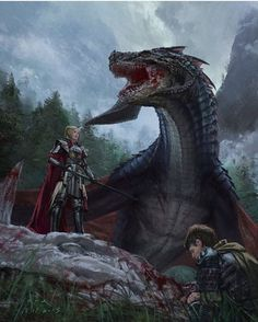 Red Team Wins!  Artist: Yuka Han #wow #life #art #artsy #artist #lol #pen #graphics #instagram #instagood #instaartist #instaart #books  #tv #ink #like  #anime #gallery #drawing #draw #sketch #dragon #fantasy #storytelling #story #conceptart #concept