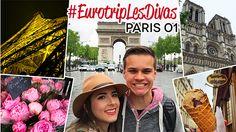 #Eurotrip Les Divas | Vlog Paris 01 | LaPartieDiva