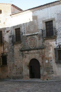 Palacio de los Ovando, Cáceres.