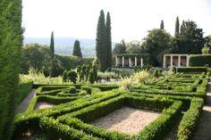 villa rizzardi, giardino di pojega negrar
