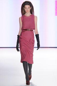 Fall 2012, Look 24 Carolina Herrera