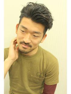 エアロ ヘアースタジオ Aero Hair Studio【Aero】ツーブロック ニュアンスパーマ