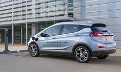Autó: Ilyesmi lehet a Chevrolet elektromos autója Opelként - HVG.hu