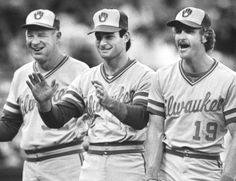 Harvey Kuenn, Paul Molitor, and Robin Yount.
