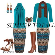 """Summer To Fall 2013"" by tigerwoman37086 on Polyvore"