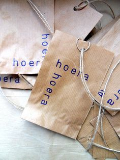 Crea – DIY – Crafts » Veetje
