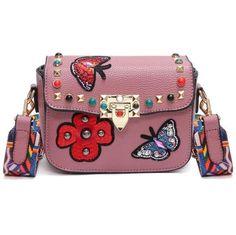 922b2c0f23 SAJOSE Women Small HandBag Flowers Designer Leather Shoulder Messenger  Crossbody Luxury Bags