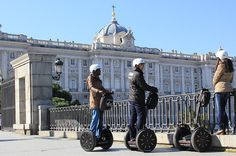 Madrid Segway City Tour  Enjoy on this 3-hour Segway Tour that will take you to Madrid's central district, the capital's historical and cultural hotspot (see two-hour tour). Additionally, the itinerary leads to the Paseo de Prado with its world-famous museums and the city's vast urban park El Retiro. Apart from explaining the capital's major sights, the guide that accompanies you will introduce to you the history and cultural background of the places you visit and Madrid in ge...