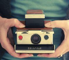 Polaroid SX-70 #vintage #camera