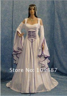 medieval bridesmaid dress - Google Search  Wedding H  Pinterest ...