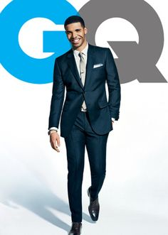 My Boo Drake lookin FINE in his suit!