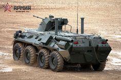 BTR-82A (Russia)