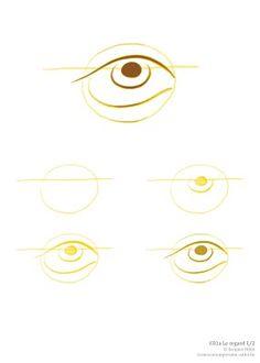 C01 Dessiner un visage - iconecontemporaine.catho.be Stud Earrings, Eyes, Detail, Drawings, Painting, Jewelry, Draw, Belgium, Jewlery