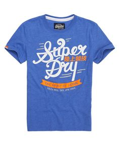 Superdry Crude Curl T-shirt
