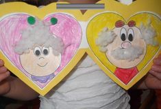 Name Activities Preschool, Activities For Kids, Diy And Crafts, Crafts For Kids, Paper Crafts, September Preschool, Grandparents Day Crafts, Family Crafts, Art For Kids