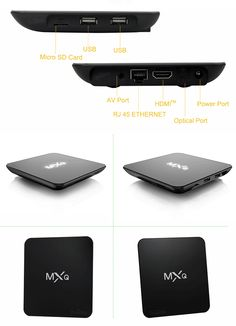 Quad core chipset digital signage, POE project android5.1 tv box