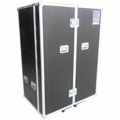Custom LED Source 4 Wardrobe Style Flight Case
