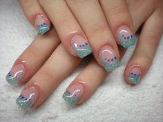 French Manicures, Nails, Beauty, Health, Beleza, Ongles, Nail, French Nails, November Nails