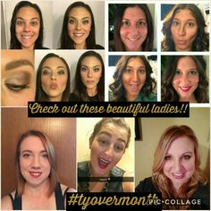 These beautiful ladies have fallen in love with the 5 Minute Tyover and you can too!!  Let me know which look is your favorite!! <3  Fresh, Fierce, Flirty or Sultry #TYovermonth Tyra.com/jennarogers