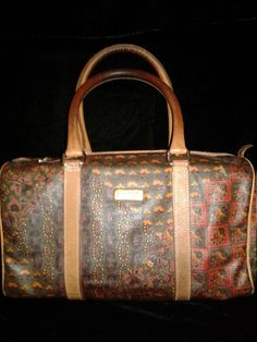 b3b6eef196 Authentic Vintage ESCADA bag. Etsy