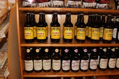 @BeechesWalkley  the first batch of beers and ciders are now in stock in the shop