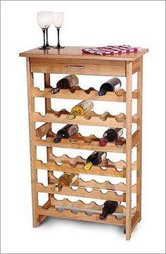 23 Estantes y Muebles para Vinos y otros licores: Bar en Casa