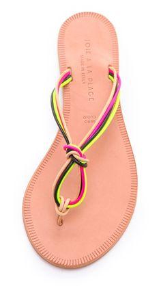 Joie A La Plage Palmetto Sandals