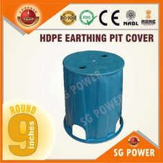 SG POWER from Ghaziabad, UP (India) is a manufacturer,supplier and exporter of HDPE Earthing Pit Cover at reasonable price. Cover, Products, Blanket, Gadget