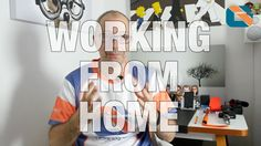 Working From Home - Pros Cons & Tips #selfemployment #work #tips [ http://www.youtube.com/geekanoids ]
