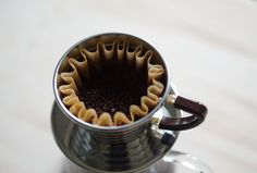 Our beautiful Kalita wave range check them out at kurasu.me  http://kurasu.me/products/kalita-wave-155-185-stainless-steel-dripper