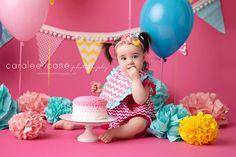cake smash « Caralee Case Photography