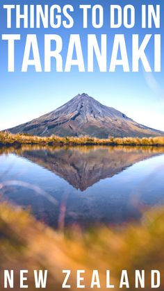 A complete guide to all the best things to do in New Plymouth, Taranaki. Information about all the best sights to see in the city and some unique New Zealand nature to explore in the Taranaki region. Including cafe and accommodation recommendations in New Plymouth! #newzealand #newplymouth #taranaki #travel #traveltips #newzealandtravel #explorenz #hiking #pouakai #pouakaitrek #pouakaicrossing Brisbane, Melbourne, Sydney, Best Travel Guides, Travel Advice, Travel Ideas, Travel Tips, Visit New Zealand, New Zealand Travel