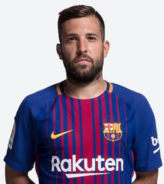 All the information on Messi, Coutinho, Suárez, Gerard Piqué and the rest of the Barça football first team Jordi Alba, Messi Soccer, Messi And Ronaldo, One Team, Lionel Messi, Basketball Players, Fifa, Madrid, Mens Tops