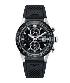 TAG Heuer Carrera Calibre Heuer 01 Automatic Chronograph 45 mm CAR201Z.FT6046 TAG Heuer watch price