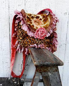 Prairie Couture Carpet Bag  Vagabond Gypsy by FadedPrairieCouture